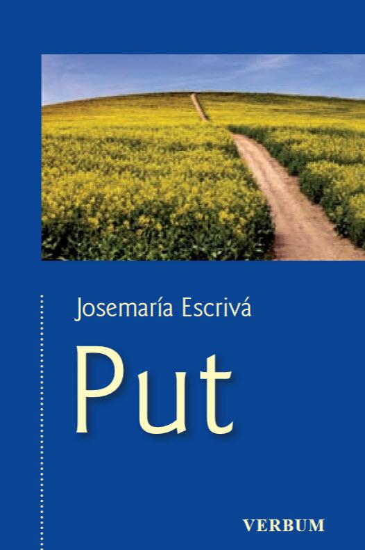 "Knjiga ""Put"" - Autor: Josemaría Escrivá; Verbum"