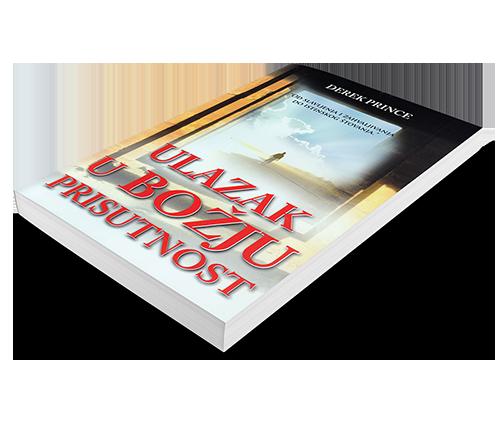 Ulazak u Božju prisutnost - knjiga