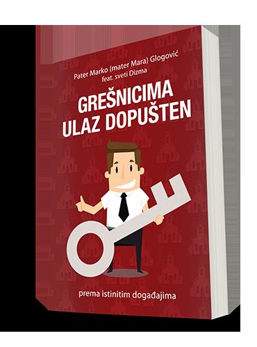 Grešnicima ulaz dopušten - knjiga