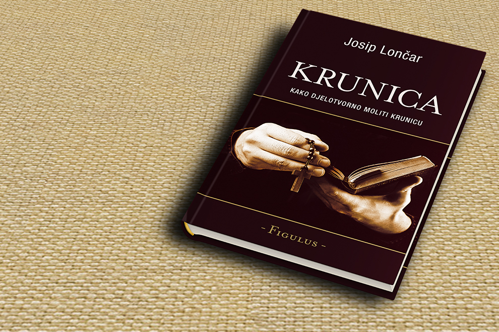 Krunica - knjiga Josip Lončar