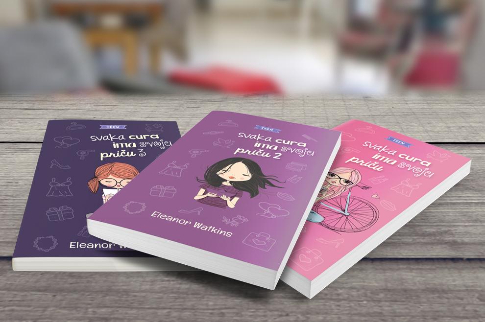 Svaka cura ima svoju priću 2 - knjiga