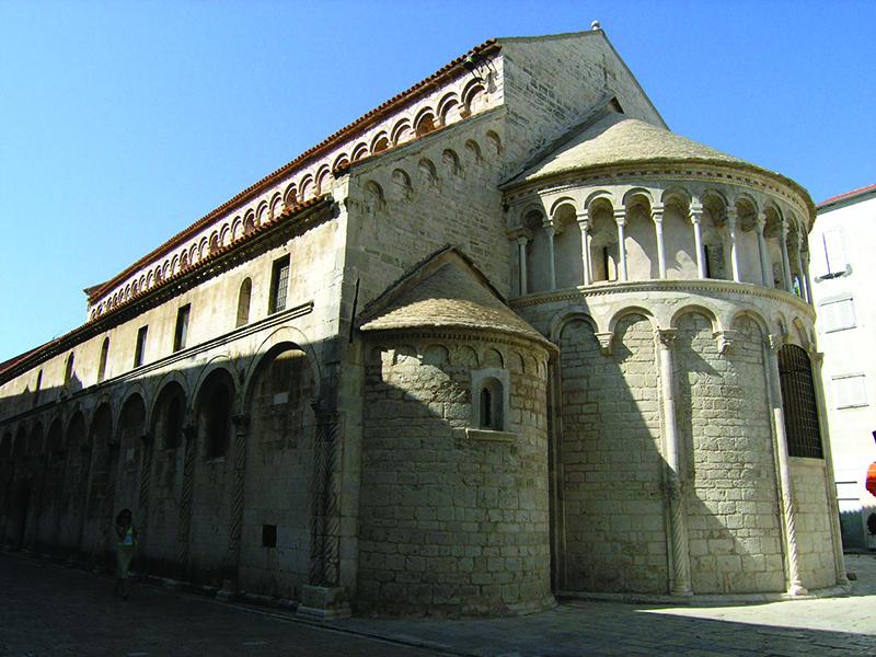 Crkva sv. Krševana u Zadru