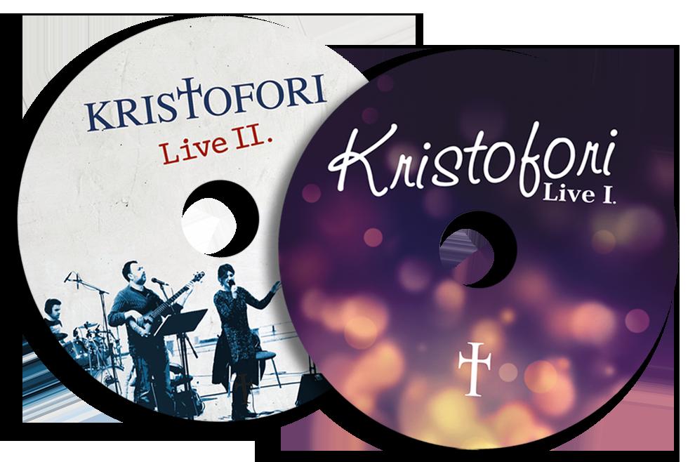 Kristofori CD Live I i II