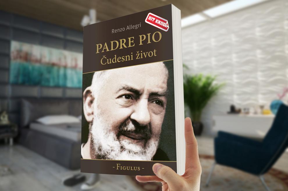 Padre Pio čudesni život - Recenzija knjige