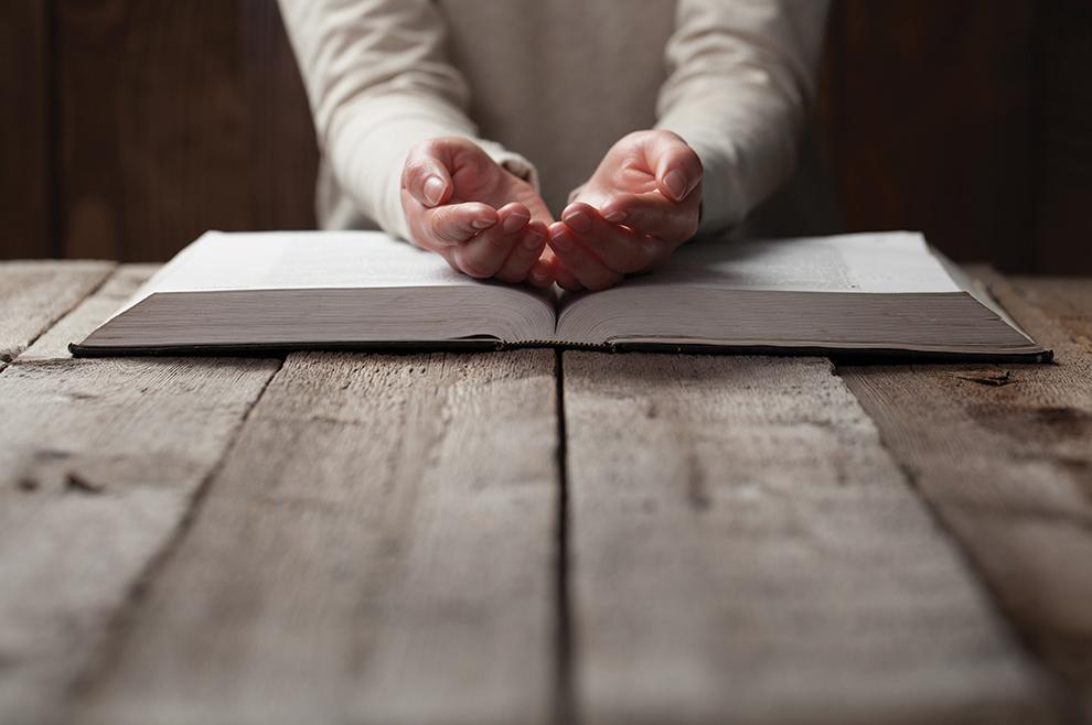 Počela sam čitati Bibliju book evangelizacija