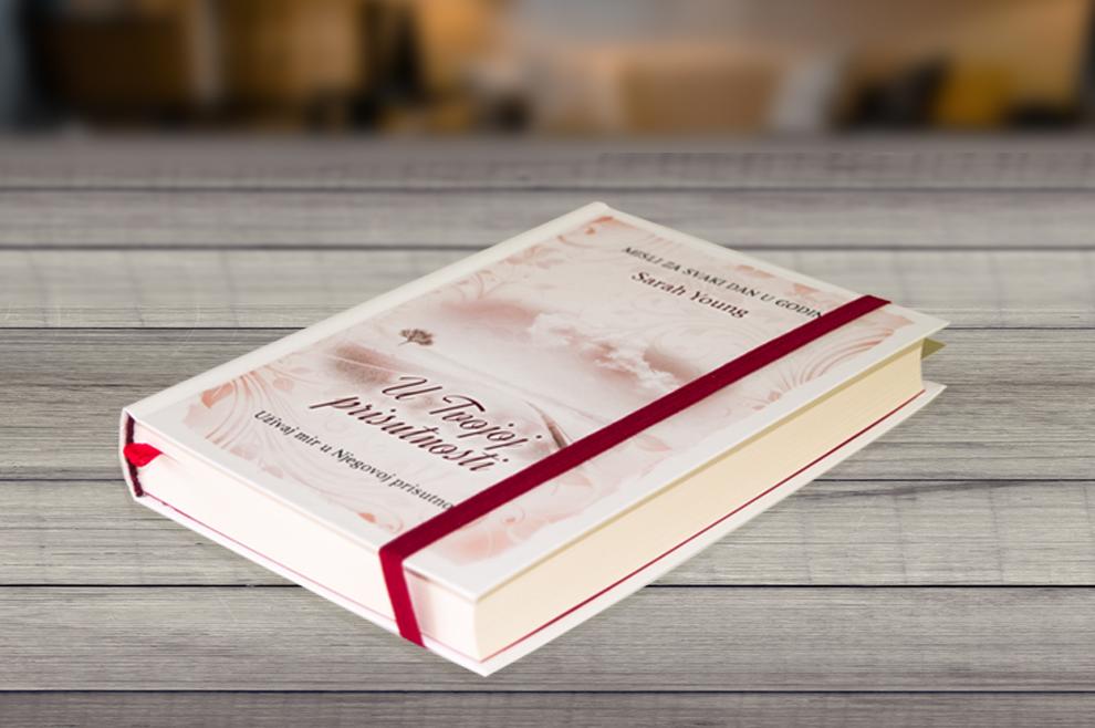 U Tvojoj prisutnosti - Recenzija knjige