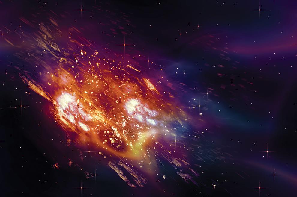 Postanak svemira book evangelizacija