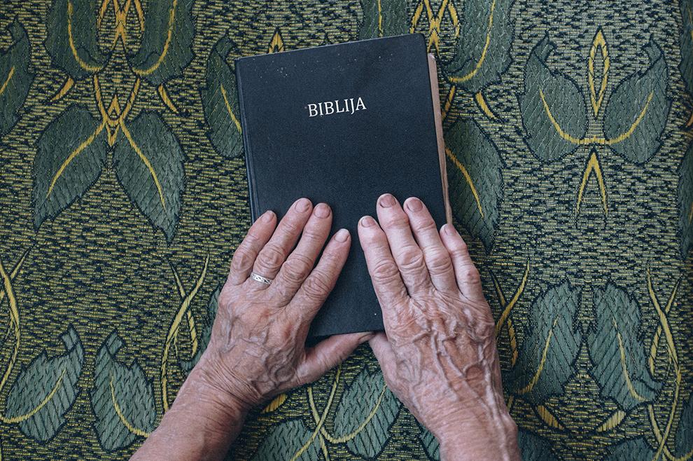 Tko ne poznaje Bibliju, ne poznaje Krista book evangelizacija