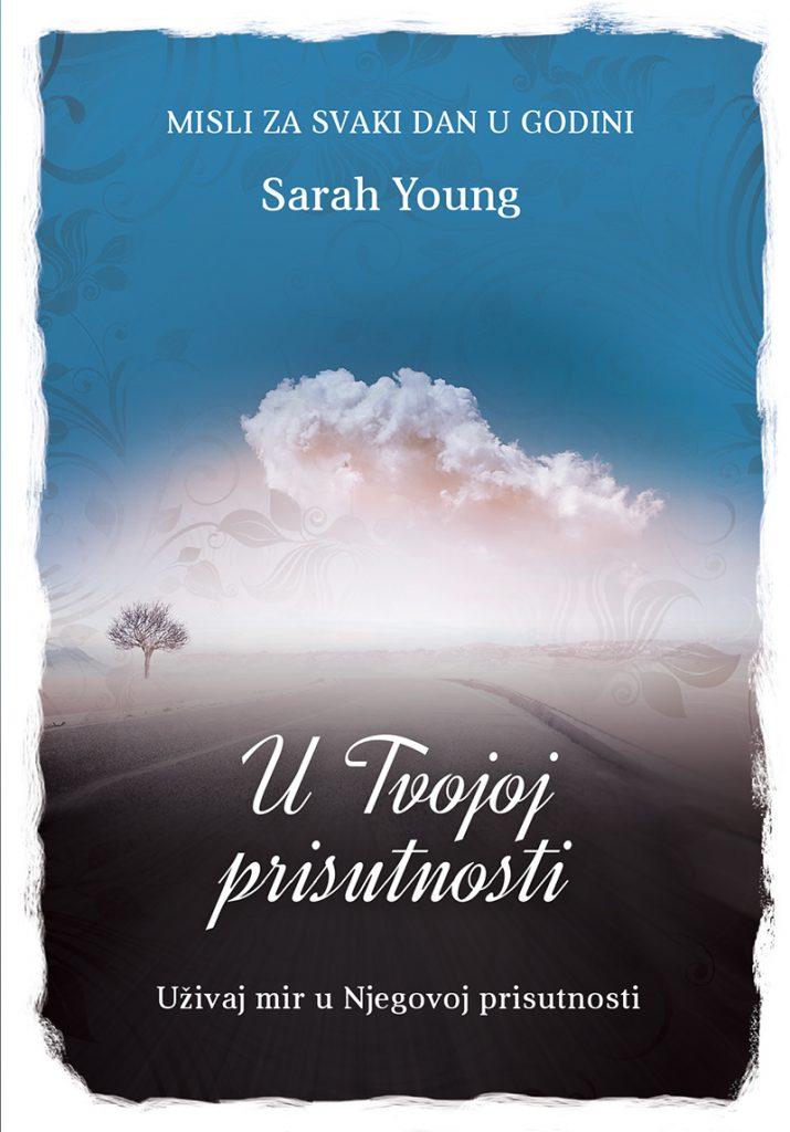 U tvojoj prisutnosti muško izdanje; Autor: Sarah Young; Nakladnik Figulus