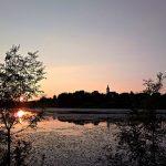 Idila na jezeru - fotogafirao Slaven Bandur