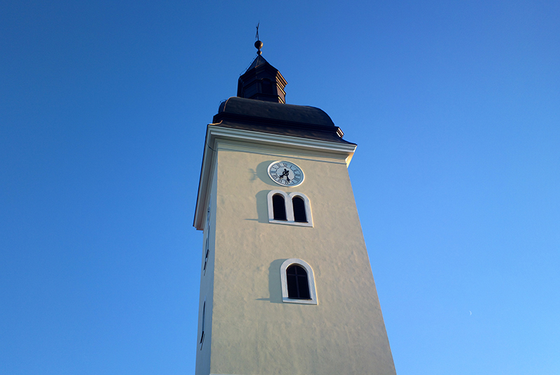 Kapela tower; fotografirao Slaven Bandur