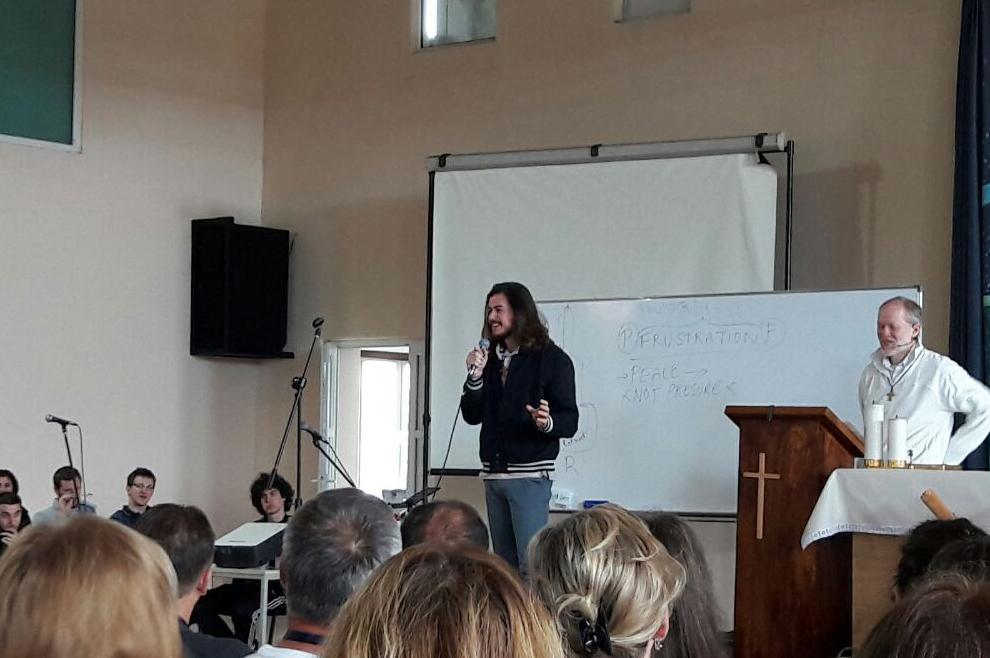 Proslava 50 obljetnice Katolicke karizmatske obnove u Hrvatskoj i svijetu book evangelizacija (1)