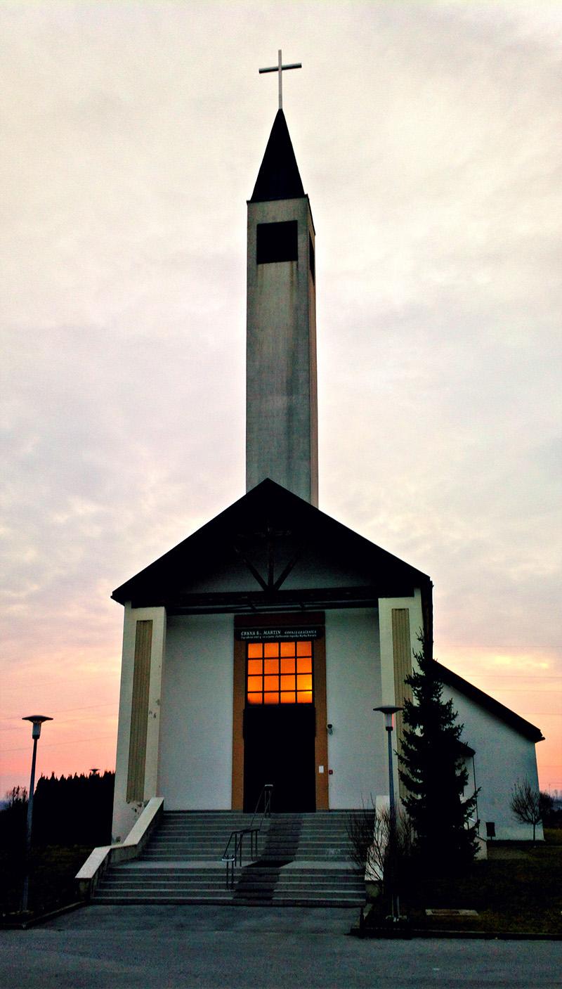 St. Martin chapel; fotografirao Slaven Bandur