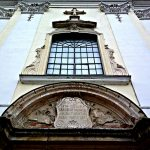 The facade of the cathedral of St. Teresa of Avila; fotografirao Slaven Bandur