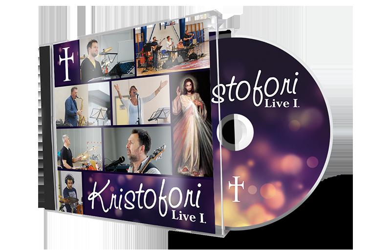 kristofori hosana live I cd slavljenicki band