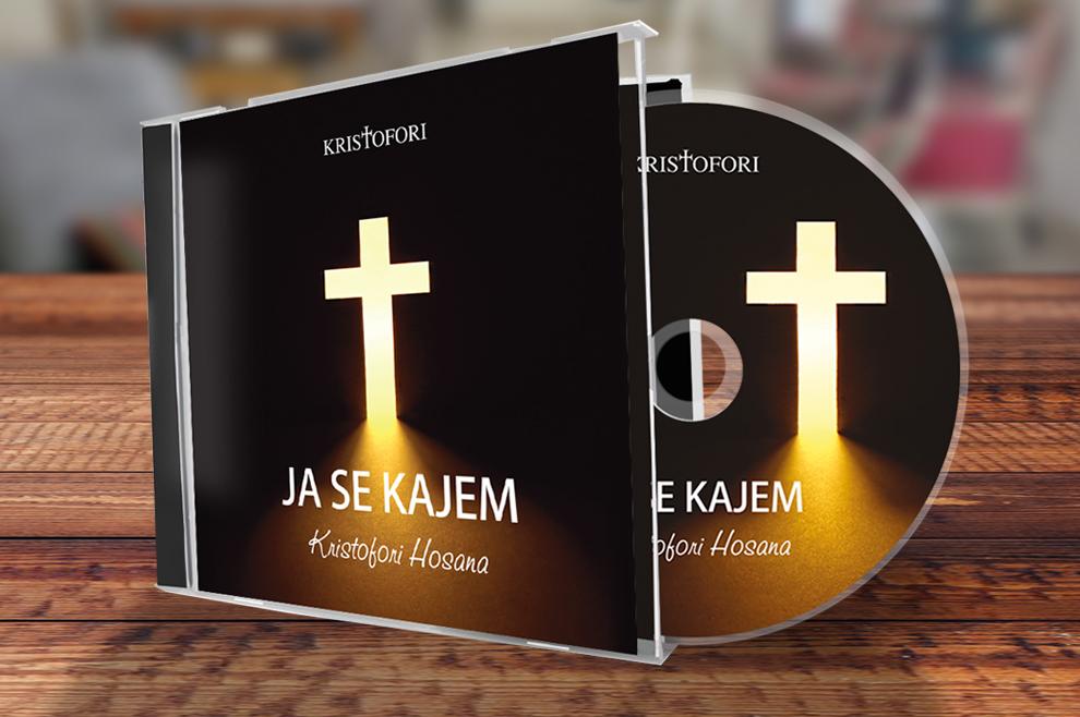 Ja se kajem - CD Kristofori Hosana