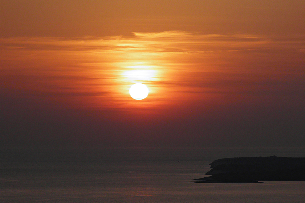 Zalazak sunca book evangelizacija