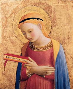 Navještenje, autor: Fra Angelico