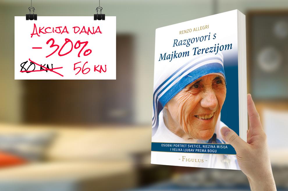 Razgovori s Majkom Terezijom - Recenzija knjige