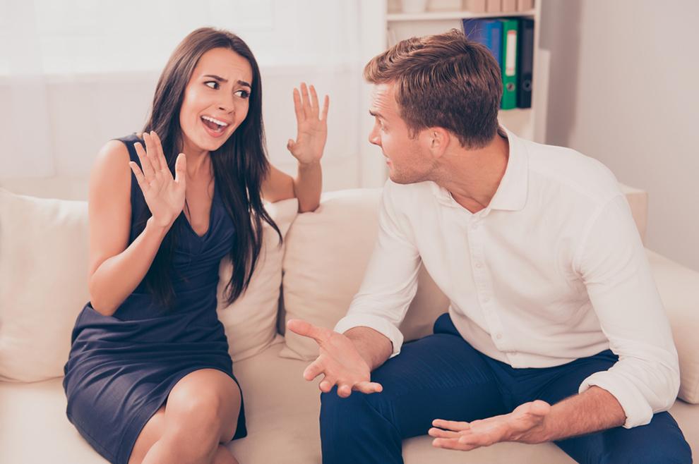 Kako ljutnji ne dopustiti da Vam proguta brak