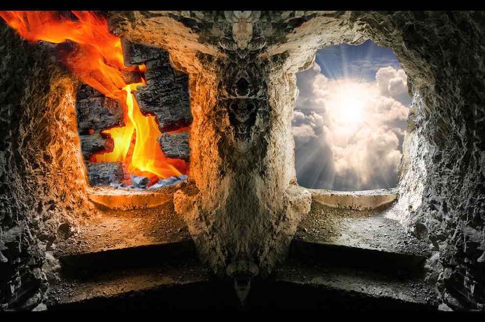 Od iluzije k Istini – stajala sam pred vratima raja i pakla
