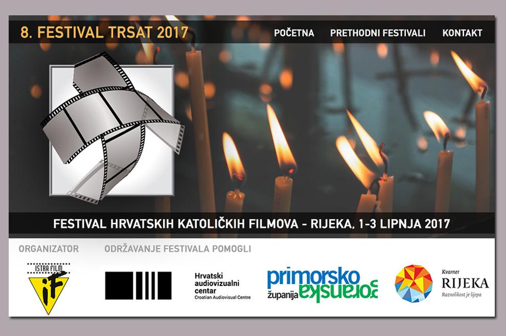 """Pozivamo Vas na projekciju filma """"Gospa od Utočišta"""", koji će biti prikazan na Trsatskom festivalu u Rijeci"""