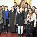Gostovanje u Hrvatskom Leskovcu kod sestara karmelićanki BSI