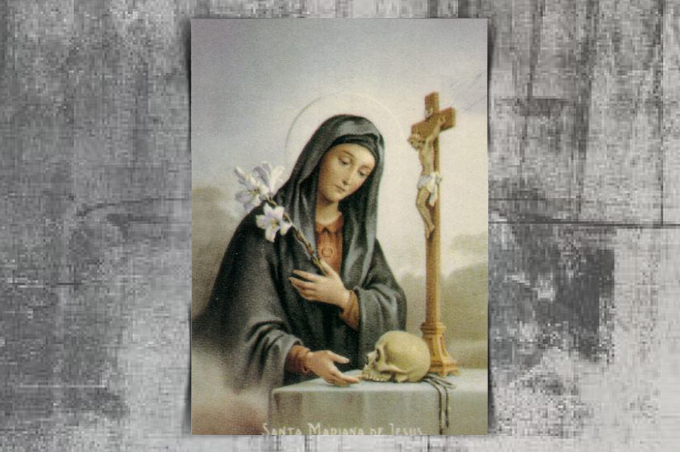 Sveta Marija Ana Peredes