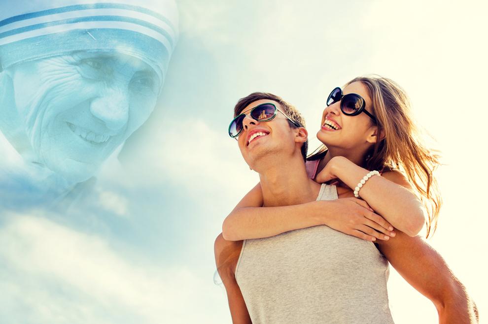Imate li problema u braku? Sjetite se Majke Terezije i samo ustrajte
