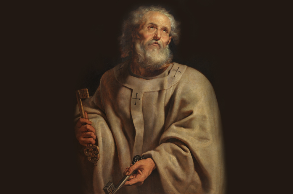 Molitve svetom Petru