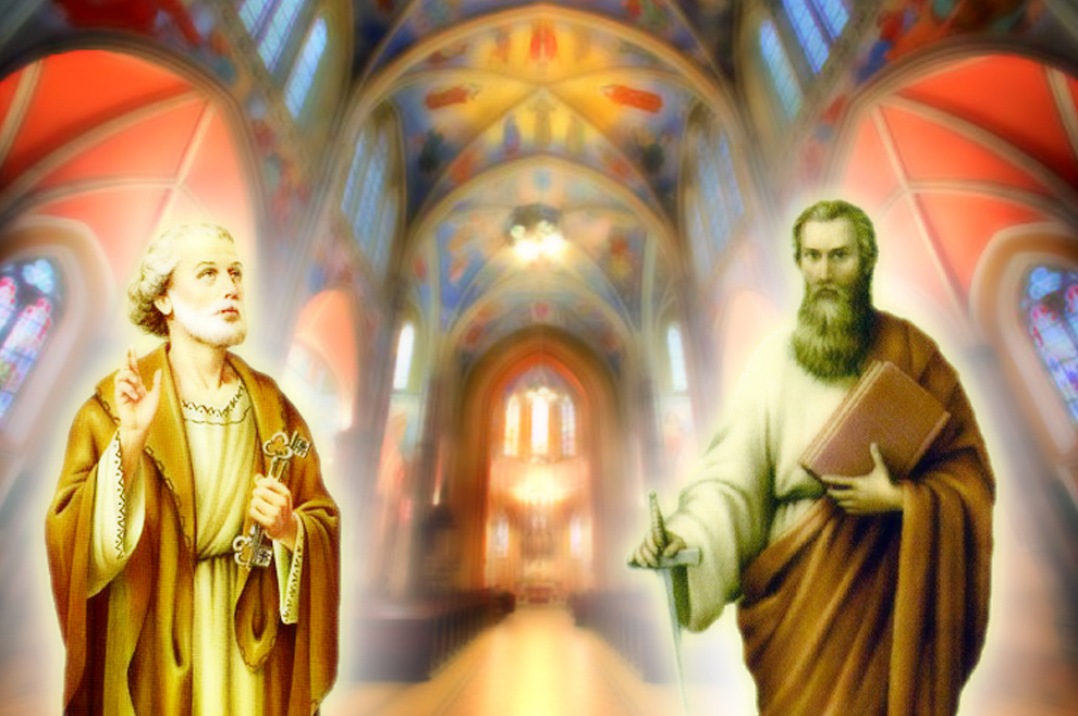 Mučeništvo sv. Petra i Pavla