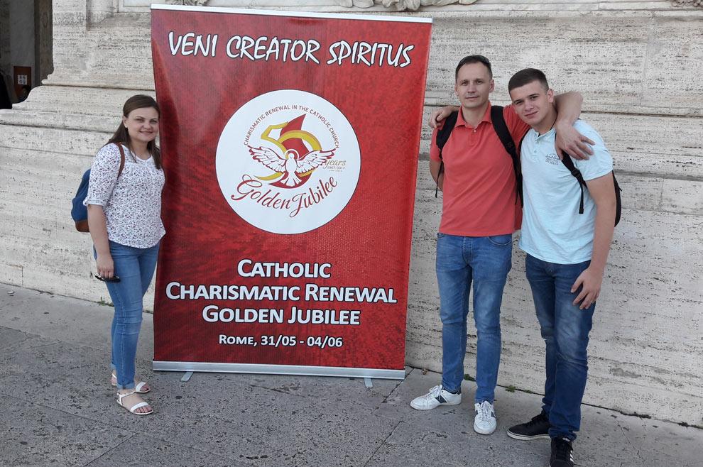 Uživo iz Rima: O dođi, Stvorče, Duše Svet!