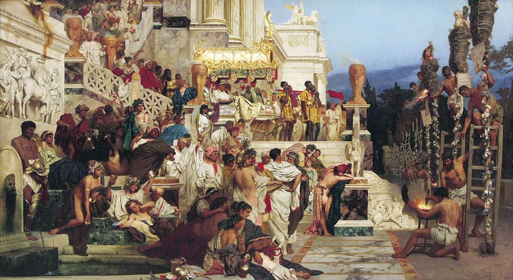 Rimski prvomučenici