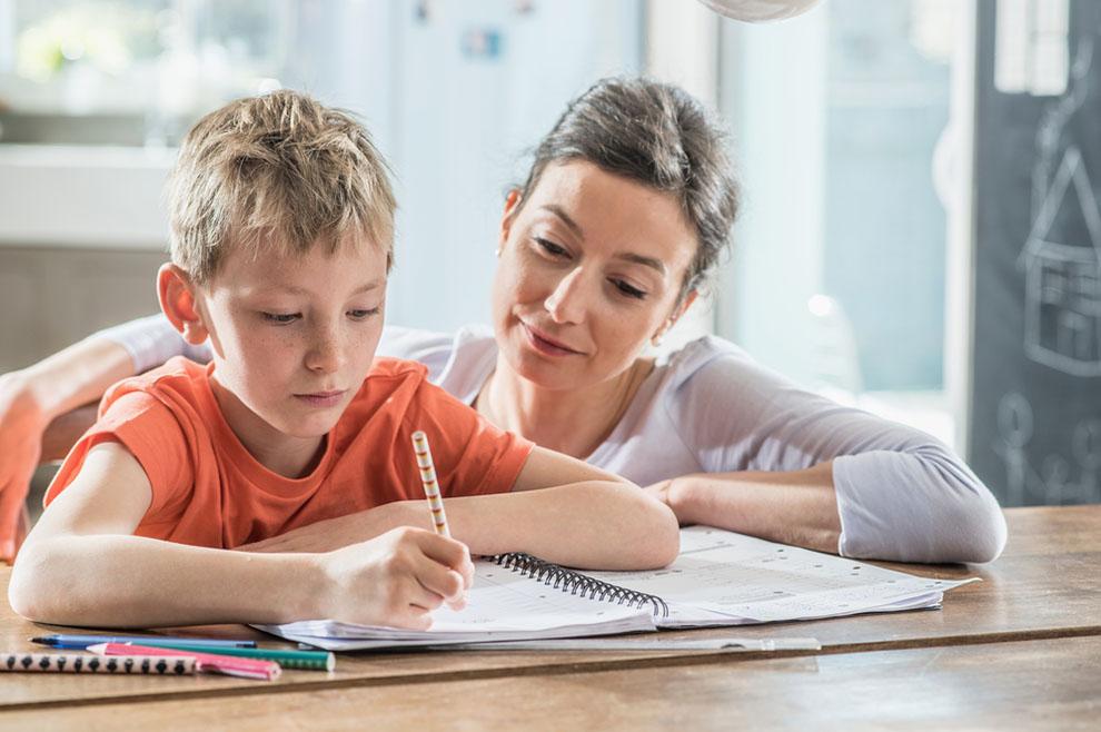 Što sam naučila o majčinstvu dok moj sin nije htio učiti matematiku