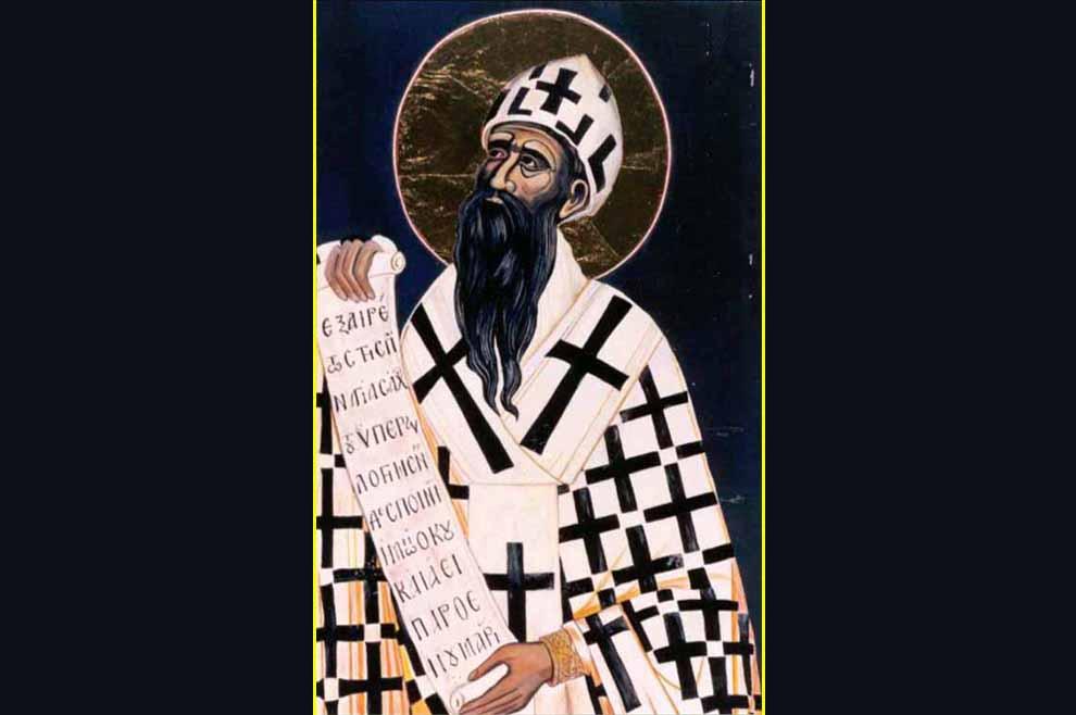 Sveti Ćiril Aleksandrijski, biskup