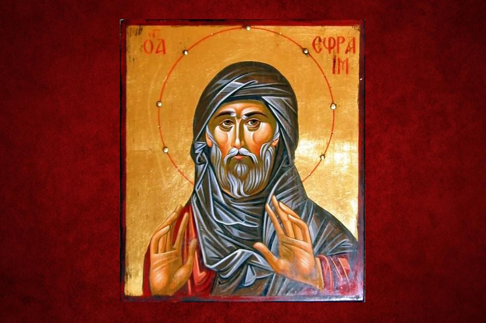 Sveti Efrem Sirac