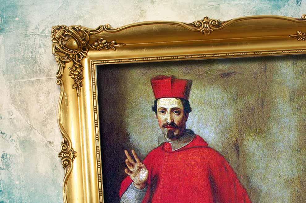 Svetu Grgur Barbarigo, biskup