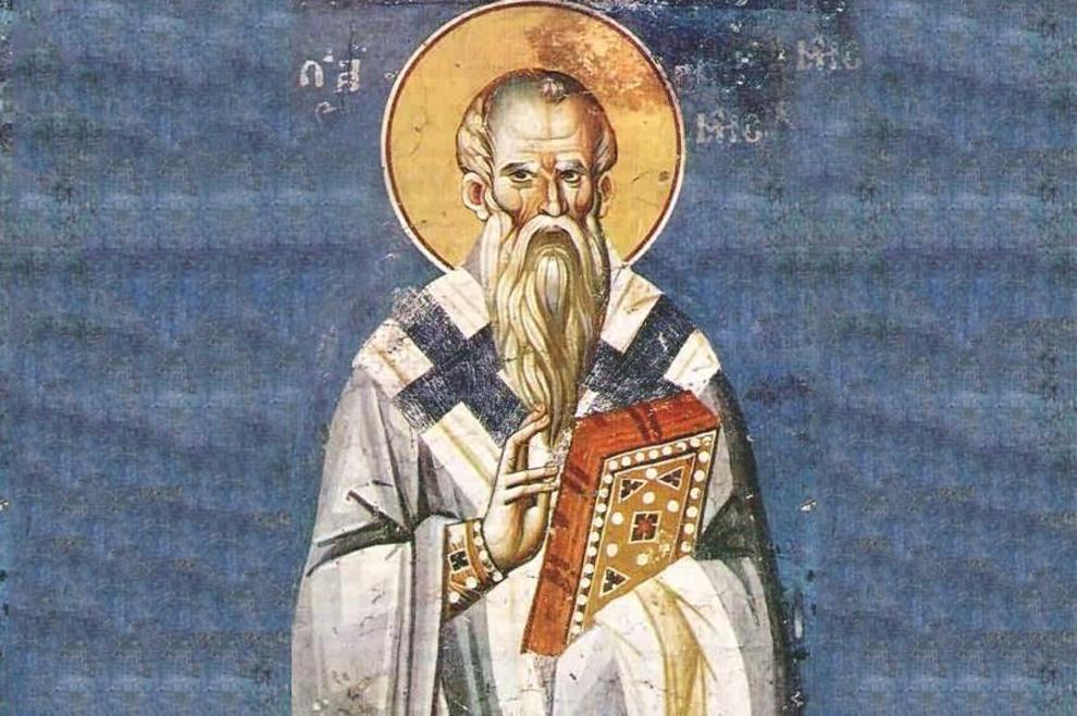 Sveti Irenej, biskup, mučenik i crkveni otac