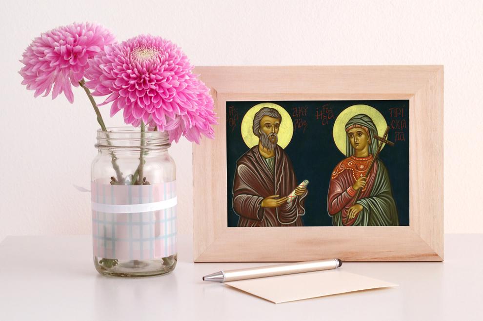 Sveti Akvila i Priscila
