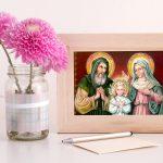 Sveti Joakim i Ana - roditelji Blažene Djevice Marije