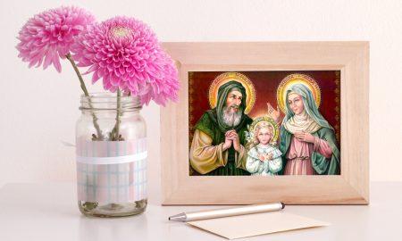 Sveti Ana i Joakim