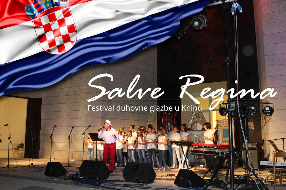 """Festival duhovne glazbe u Kninu – """"Salve Regina"""""""