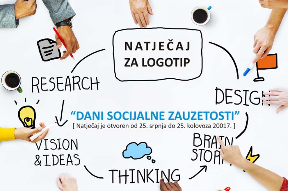 """Franjevački institut raspisao natječaj za logotip manifestacije """"Dani socijalne zauzetosti"""" – prijavite se"""