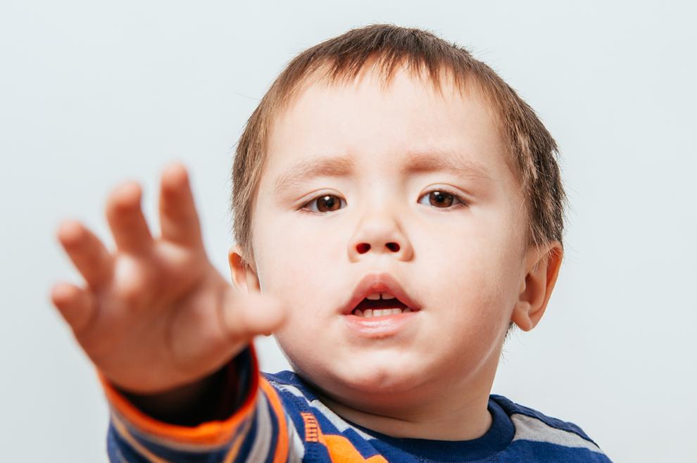 Kako me moje dijete uči gnjaviti Boga
