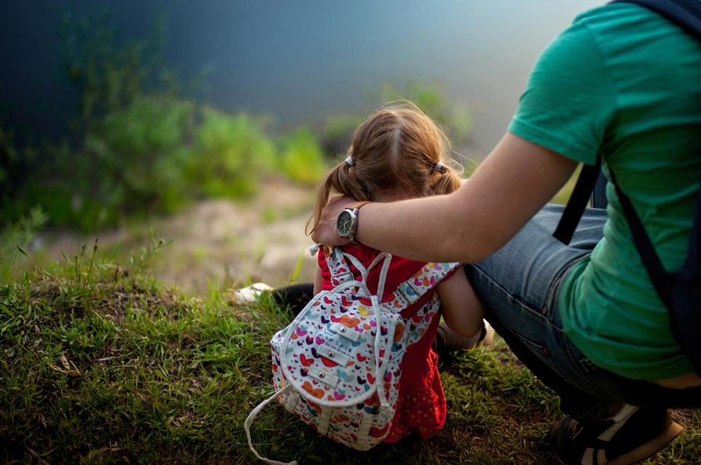 Moja me petogodišnja kći poučila važnosti Djevice Marije u našim životima