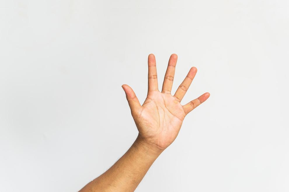 Osvježite svoju molitvu uz pomoć pet prstiju