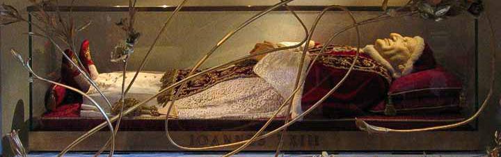 sveti ivan pierre neraspadnuto tijelo