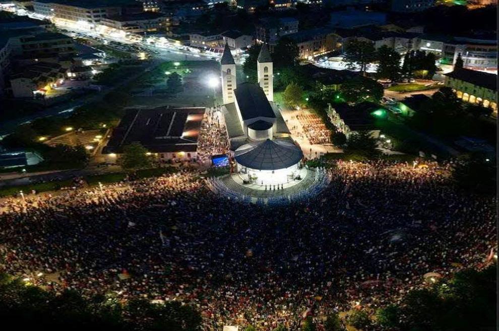 Znate li kako je nastao Festival mladih u Međugorju?