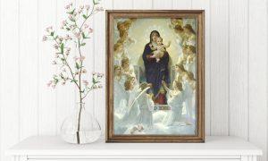 Blažena Djevica Marija Kraljica
