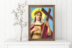 Sveta Jelena Križarica – ostala je zapamćena po pronalasku Kristova križa u Jeruzalemu